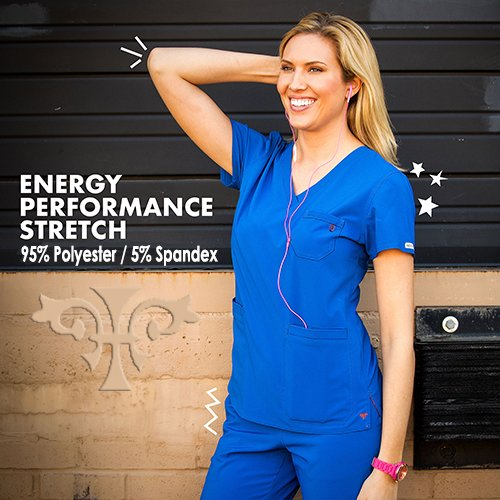 Uniformes médicaux Med Couture Energy Stretch
