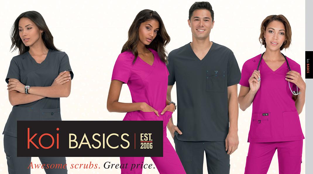 4b6cf5e34a3 koi Basics Uniform Scrub Pants Canada - Scrubscanada.ca