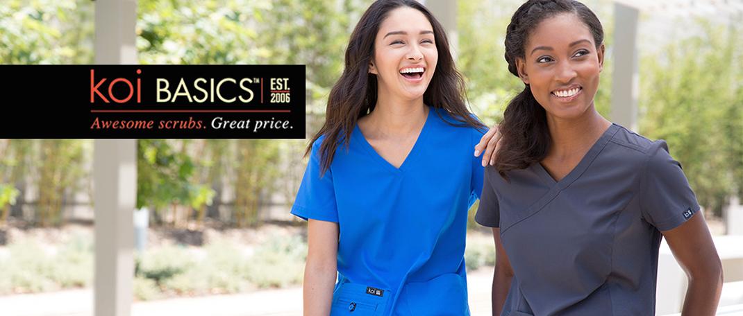 cfb64a3cde6 koi Basics Uniform Tops Canada - Women - Scrubscanada.ca