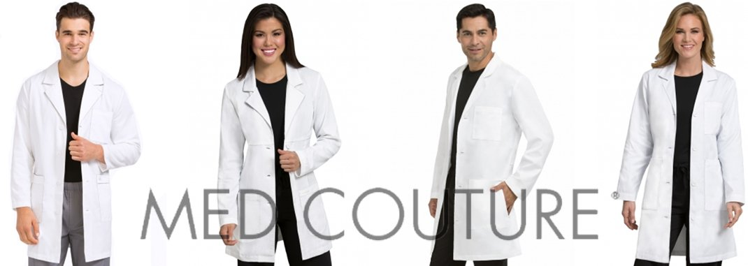 Med Couture Professional Lab Coats